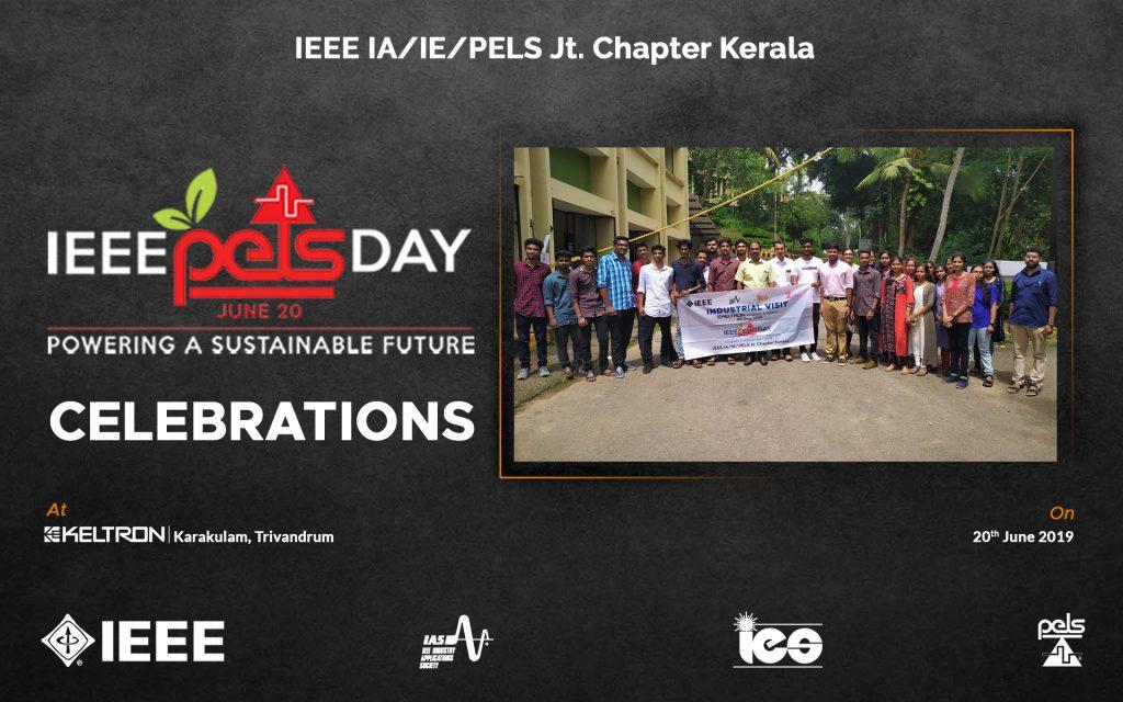 IA/IE/PELS – IA/IE/PELS Jt  Chapter Kerala